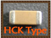 HCK型片式陶瓷電容器