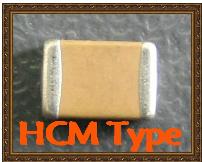 HCM型中高壓陶瓷電容器